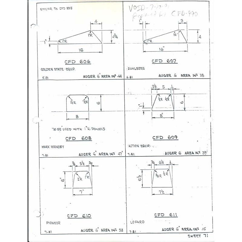 CFD-611-6