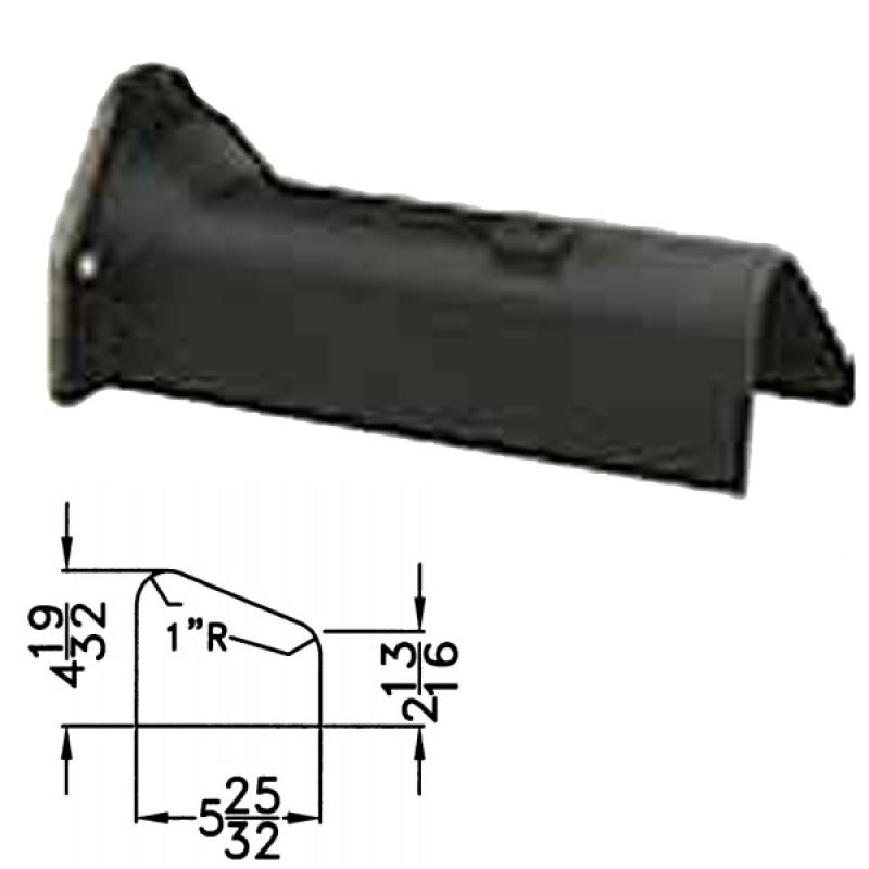 """LFD-0001 Miller Curber MC250 Curbilder w/4"""" Auger Std Form"""