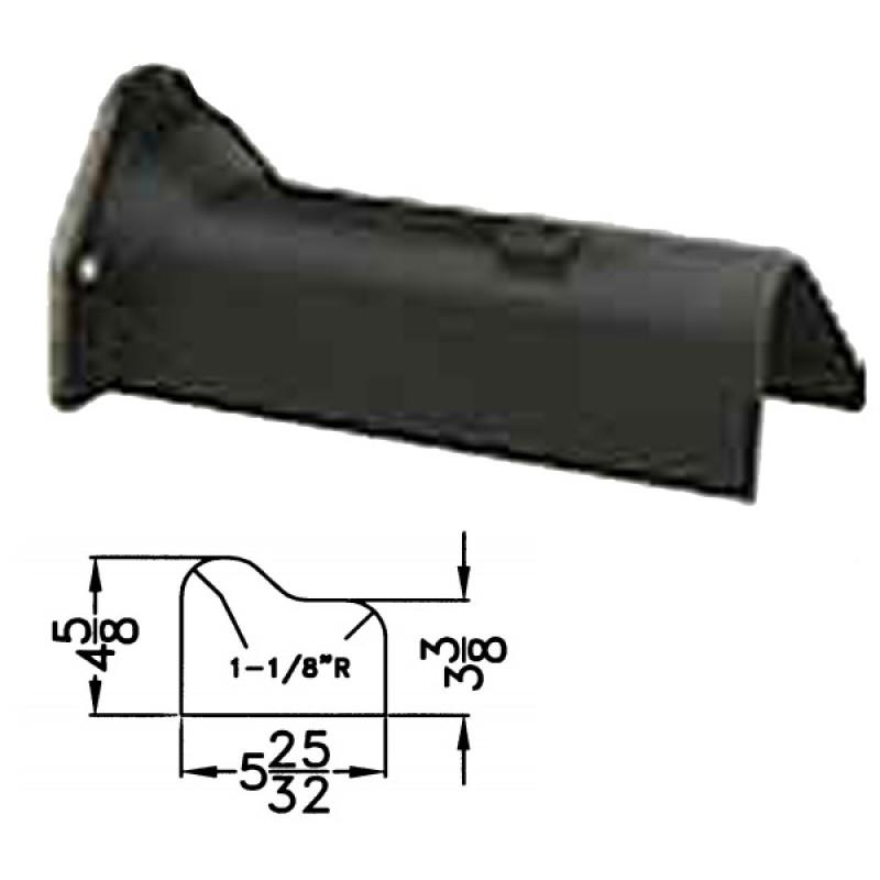 """LFD-0002 Miller Curber MC250 Curbilder w/4"""" Auger Std Form"""