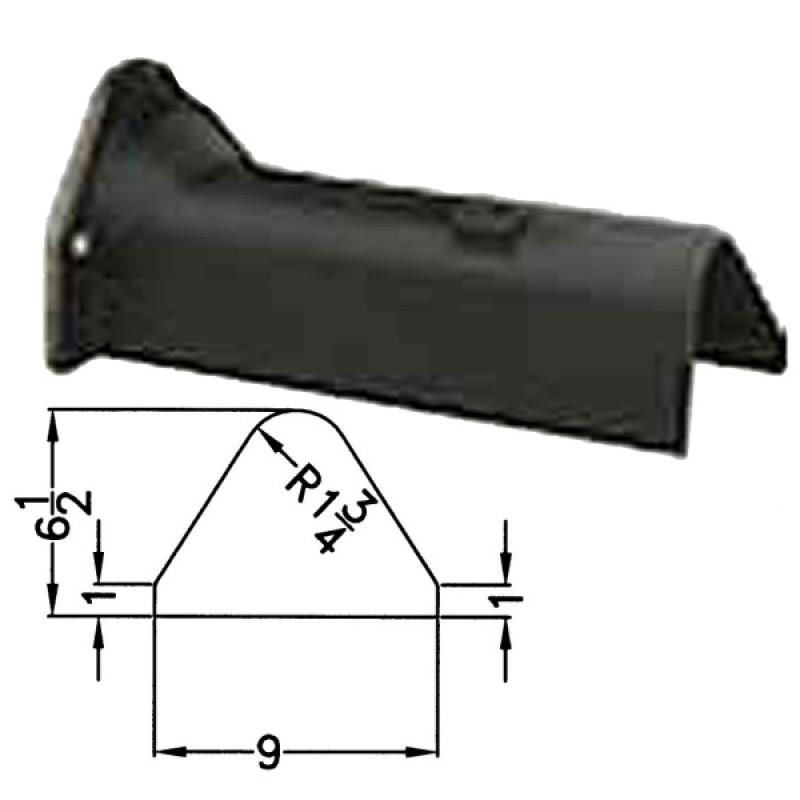 """LFD-0003 Miller Curber MC250 Curbilder w/4"""" Auger Std Form"""