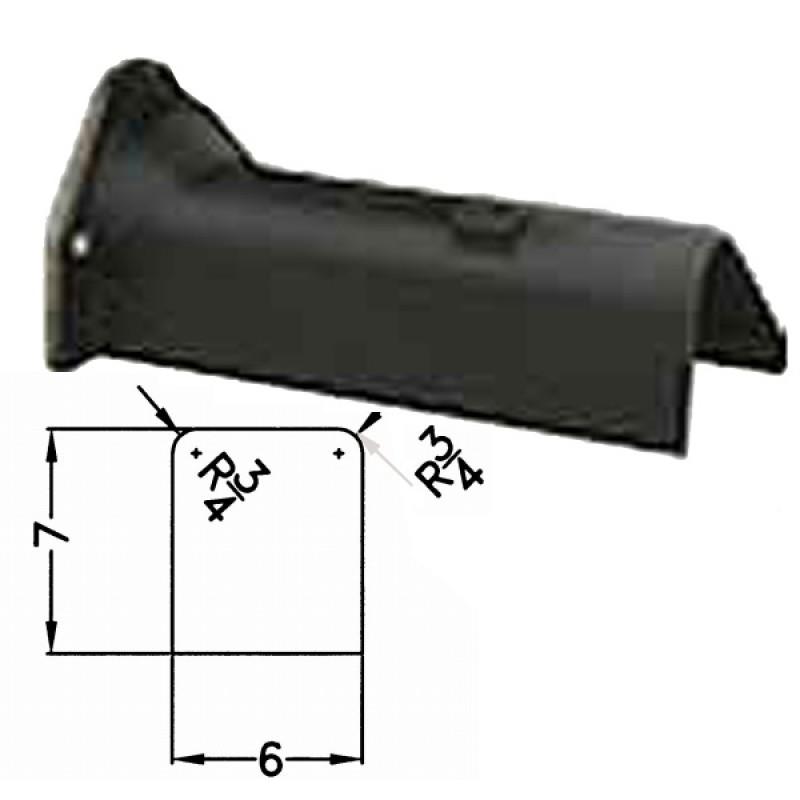 """LFD-0004 Miller Curber MC250 Curbilder w/4"""" Auger Std Form"""