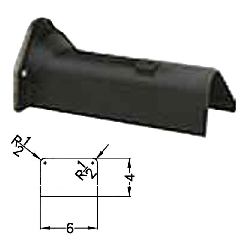 """LFD-0005 Miller Curber MC250 Curbilder w/4"""" Auger Std Form"""
