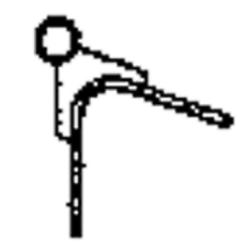 LFD-0006-11 Miller Curber Hand Trowl Form