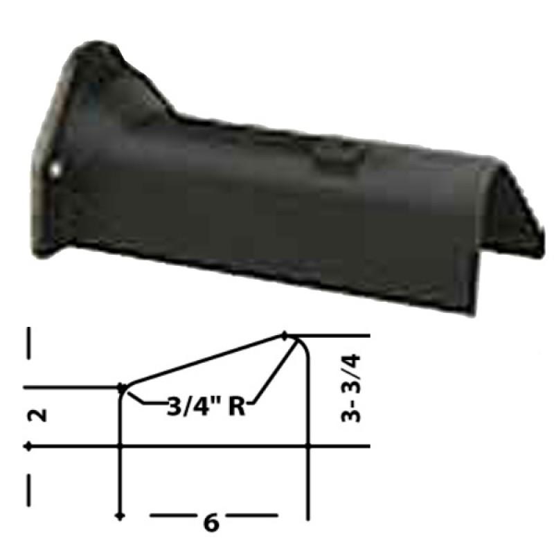 """LFD-0006 Miller Curber MC250 Curbilder w/4"""" Auger Std Form"""