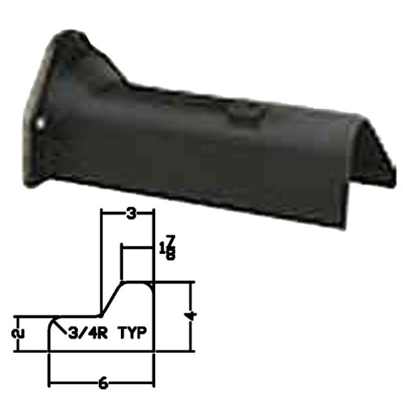 """LFD-0008 Miller Curber MC250 Curbilder w/4"""" Auger Std Form"""