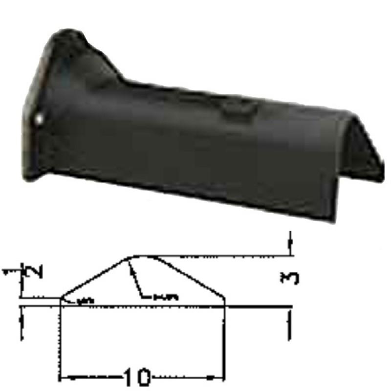 """LFD-0011 Miller Curber MC250 Curbilder w/4"""" Auger Std Form"""
