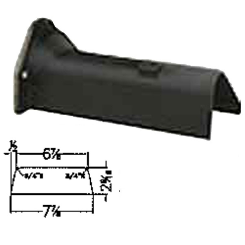 """LFD-0012 Miller Curber MC250 Curbilder w/4"""" Auger Std Form"""