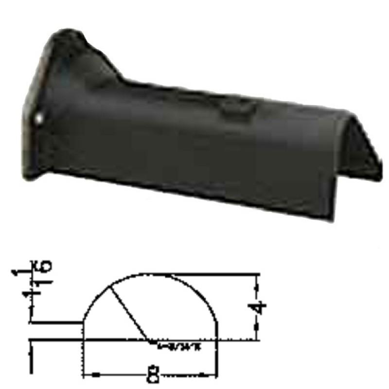"""LFD-0015 Miller Curber MC250 Curbilder w/4"""" Auger Std Form"""