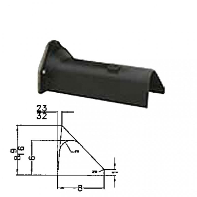 """LFD-0018 Miller Curber MC250 Curbilder w/4"""" Auger Std Form"""