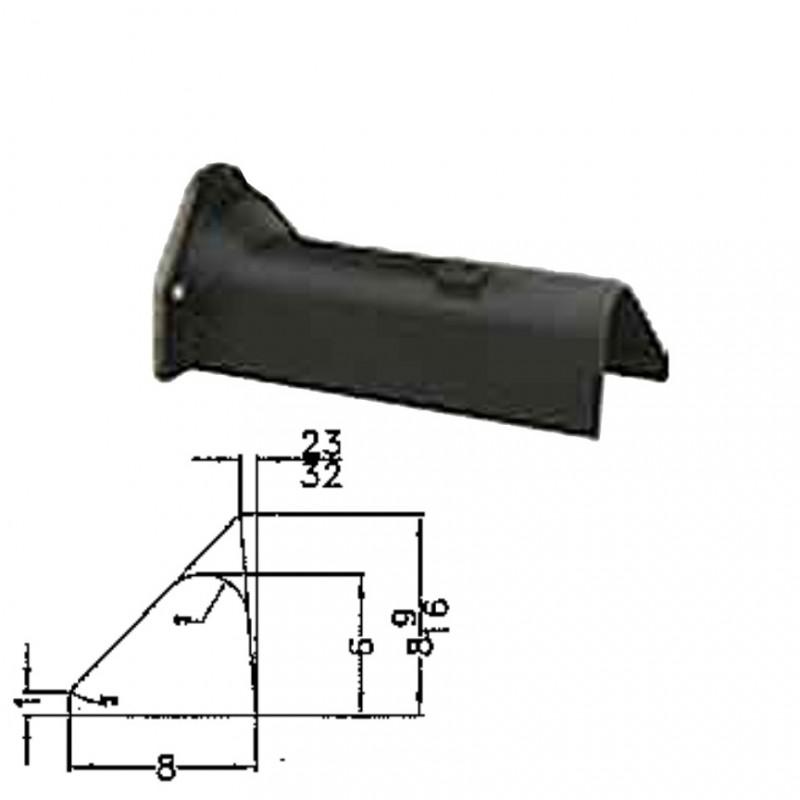 """LFD-0018R Miller Curber MC250 Curbilder w/4"""" Auger Std Form"""