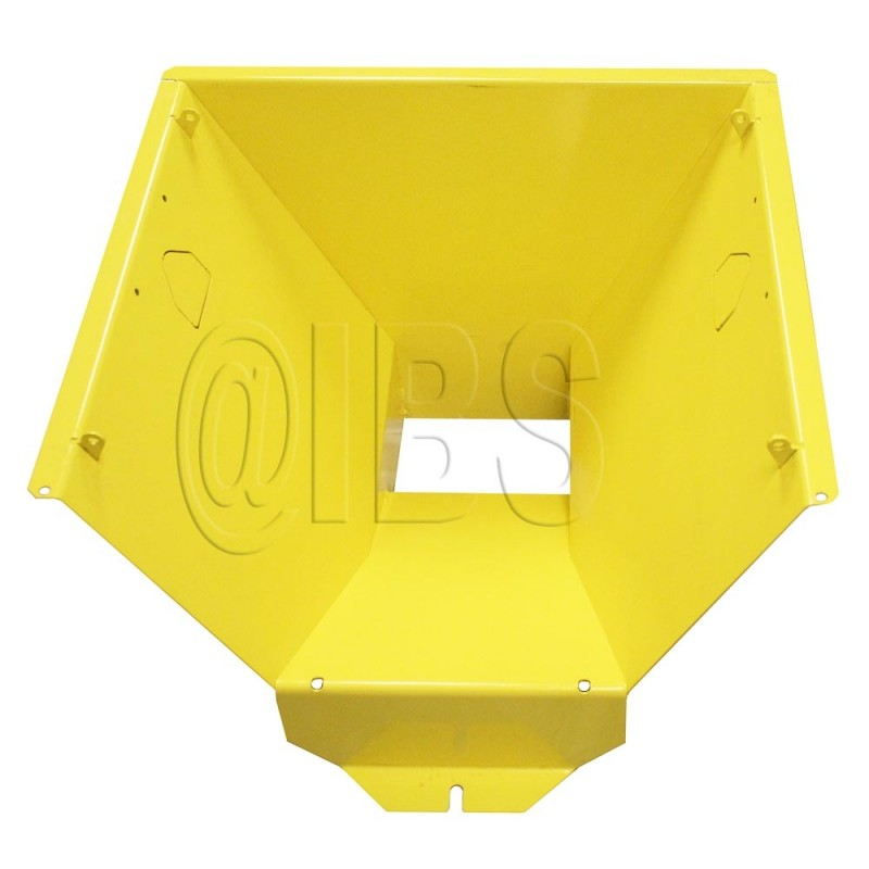 45013-08 Miller Curber Reversible Hopper for 550/650/750/850