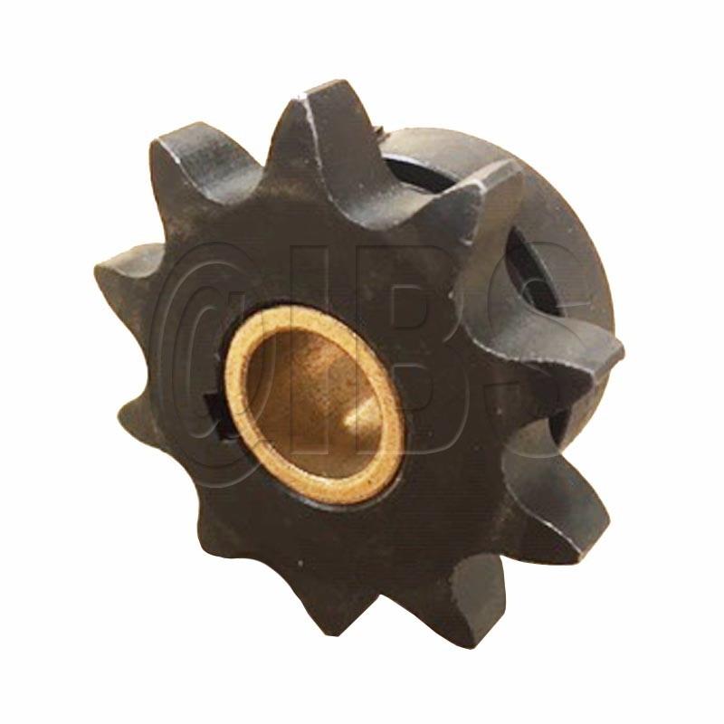 45016-10 Miller Curber Idler Sprocket W/ Bushing