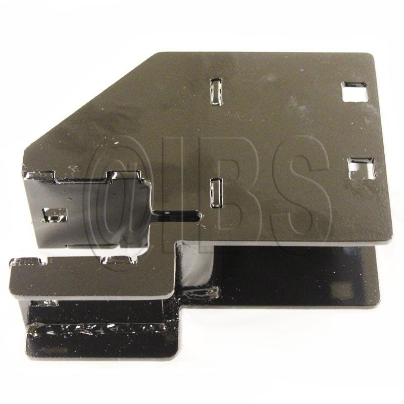 45033-01 Miller Curber Rear Jack Clamp Bracket- For Square Tube