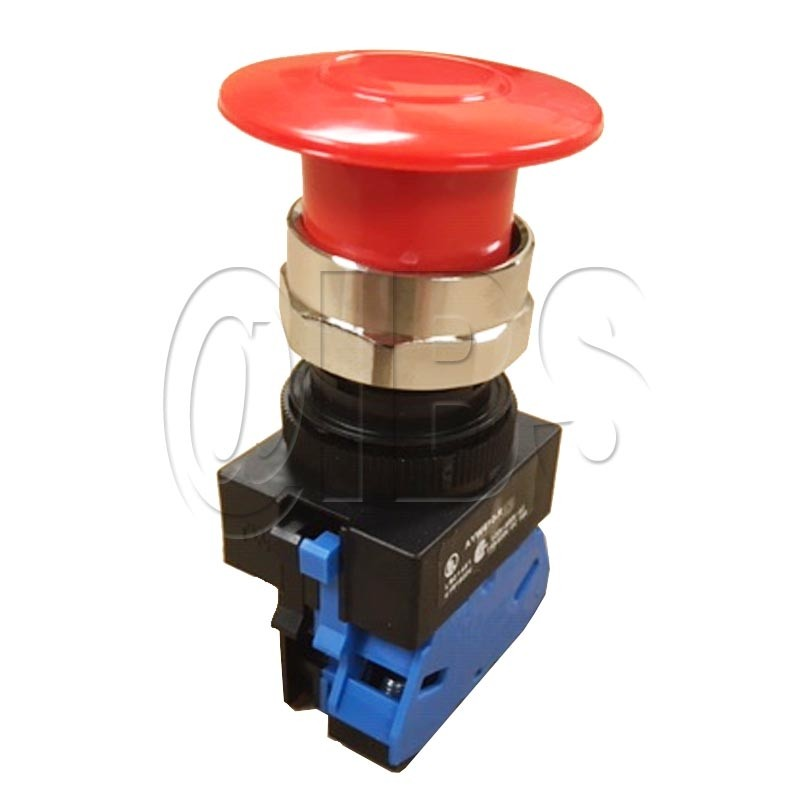 45043-04 Miller Curber E-Stop Control Switch, Electric Start