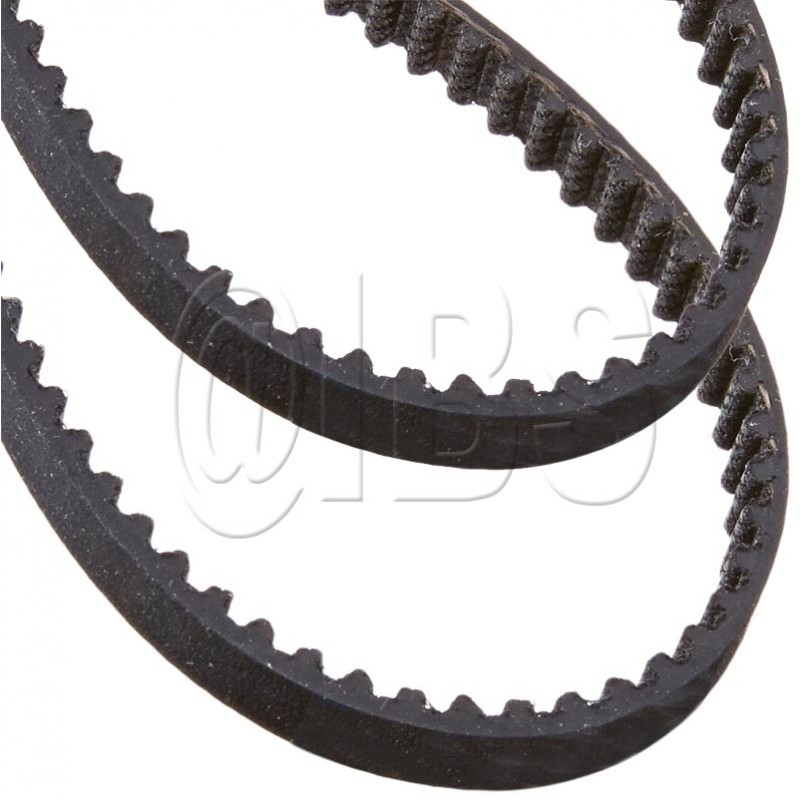 45050-23 Miller Curber Belts:cogged 2 Are Required(for All Models)