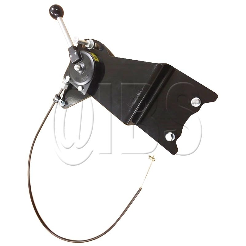45130-22 Miller Curber Throttle Assembly For 13 Hp Honda