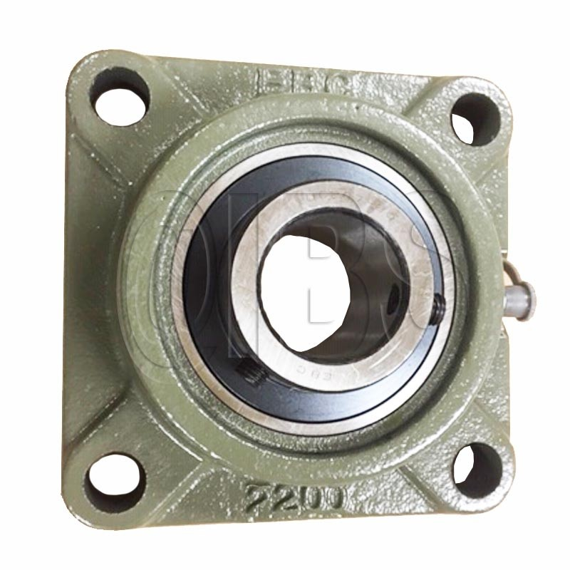 "Be0200 Miller Curber 1-1/4"" 4-Bolt Flanged Bearing"